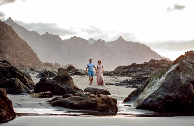 Photographer in Tenerife