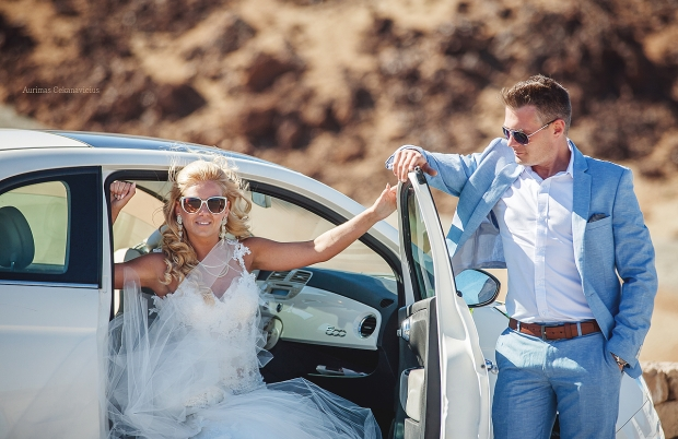 Beautiful weddings in Tenerife