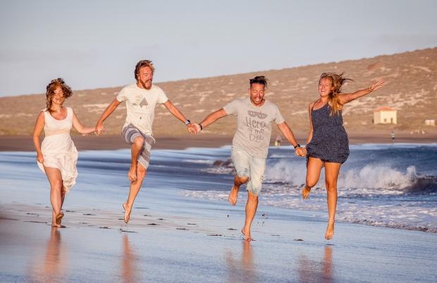 Holland guys in Tenerife
