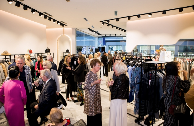 Photo examples of MaxMara shop opening party, Adeje, Tenerife