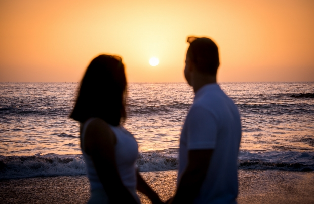 Couple photo session in Tenerife Spain