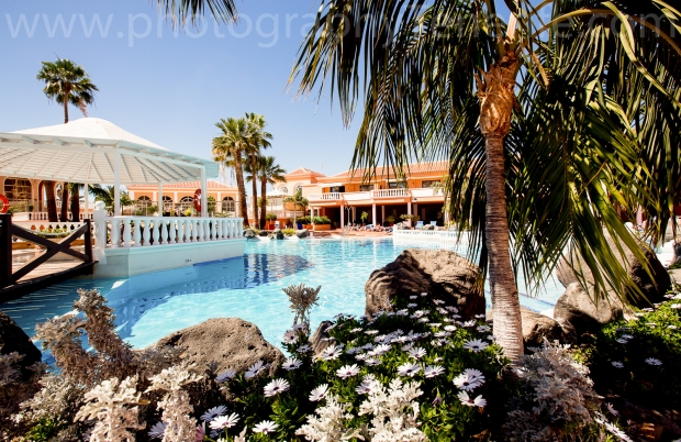 Creative hotel photography photos in Tenerife