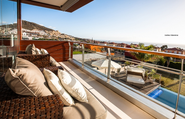 Interior photography in Tenerife