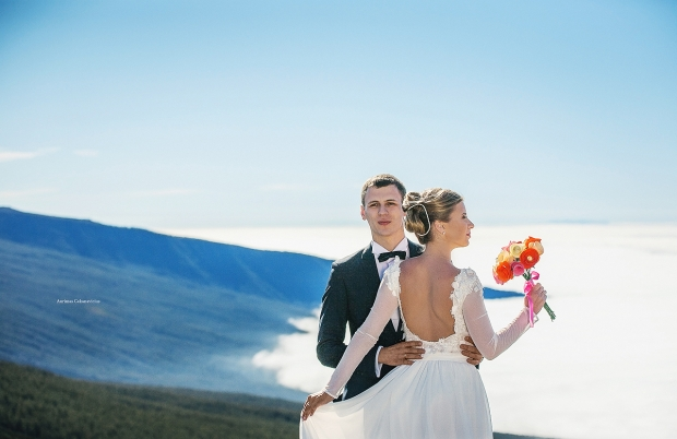 Bodas en Teide national park