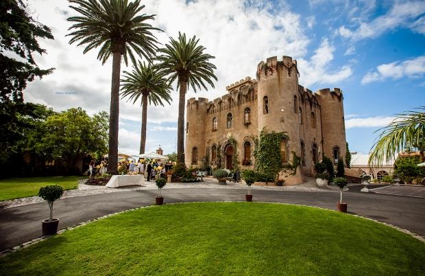 Weddings in the castle of Tenerife