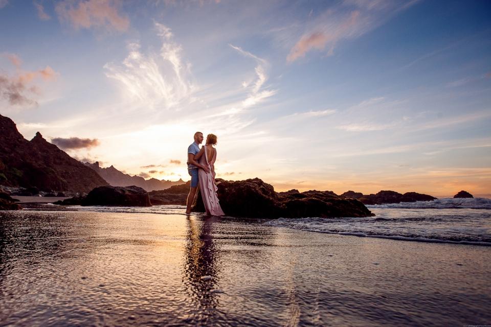 Love story Tenerife